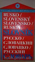Русско-словацкий словацко-русский словарь б/у