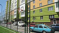 Баскетбольная стойка на двух опорах, фото 1