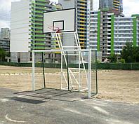 Баскетбольная стойка на четырех опорах, фото 1