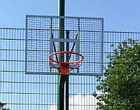 Баскетбольний щит 1200х900 мм антивандальний, фото 1