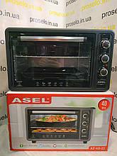 """Електрична духовка. 40 л. """"Asel"""" AF 40-23 (Туреччина)"""