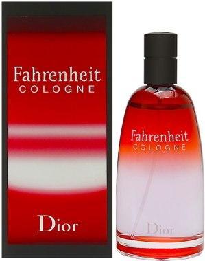 Мужская туалетная вода Christian Dior Fahrenheit  Cologne  100 ml