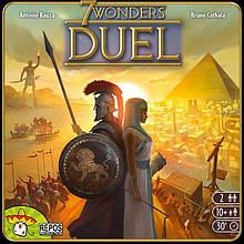 Настольная игра 7 Wonders: Duel (7 Чудес Дуэль)