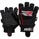 Перчатки для фитнеса RDX Amara XL, фото 2