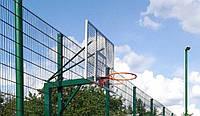Баскетбольный щит 1800х1050 мм антивандальный, фото 1