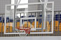 Баскетбольний щит 1800х1050 мм з оргскла
