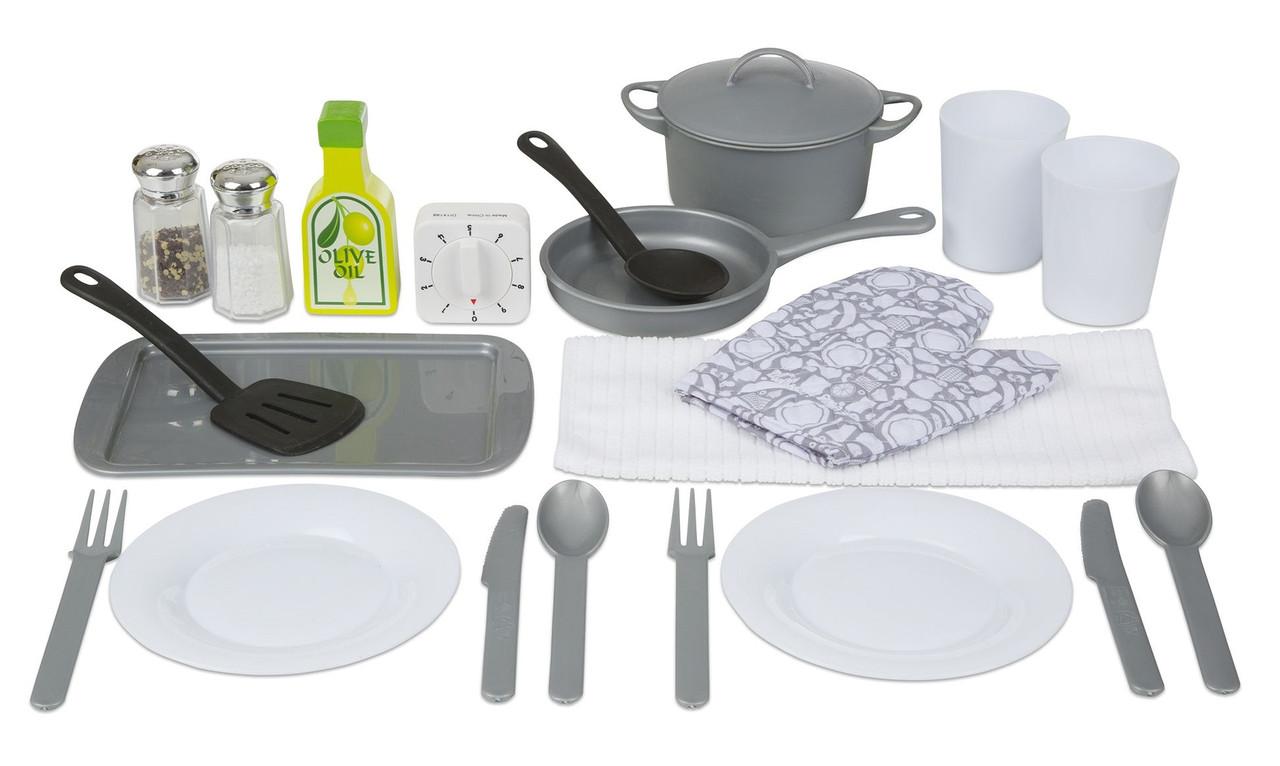 Игровой набор кухонных принадлежностей Melissa & Doug (MD19304)