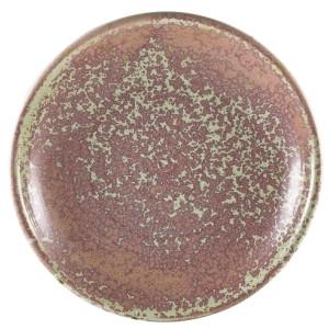 Тарелка глубокая 25 x h 4 см, Terra Porcelain Rose Pink