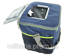 Сумка холодильник, термосумка 9л Thermos Cooler Bag Radiance Navy 500141, фото 3