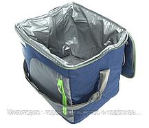 Сумка холодильник, термосумка 29-30 л Thermos Cooler Bag Radiance Navy 500161, фото 3
