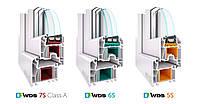 Окна металлопластиковые фирмы WDS