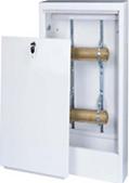 Коллекторный шкаф наружный W-Line 385 х 580 х 110 на 2-4 контура