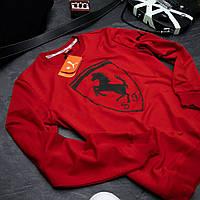 Батник Мужской  Ferrari Red