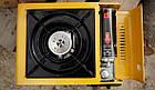 Портативна плита одна конфорка з пєзопідпалом Tramp TRG-004. Плита портативна в кейсі Tramp, фото 4