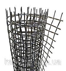 Сетка кладочная базальтовая армирующая СБА 25х25 (100)