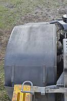 Верхняя часть заднего крыла, брызговика запчасти Б/У разборка DAF/даф/дафXF
