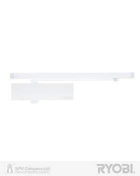 Доводчик накладної білий RYOBI 1200 D-1200T WHITE SLD_HO_ARM EN_3 60кг 950мм