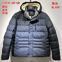 """Куртка мужская зимняя батальная ZKE, размеры 60-68 (2 цв) """"OUTDOOR"""" недорого от прямого поставщика"""