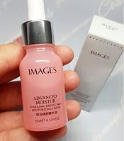 Сыворотка Images Advanced Moistur Rose Pink с экстрактом розы 15 ml