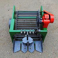Картофелекопалка транспортерная для мотоблока и минитрактора (ширина 50 см) ПроТек