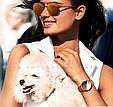 Shengke Женские часы Shengke Duos Brown, фото 6