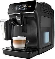 Кофемашина Philips 2200 LatteGo EP2230/10, фото 1