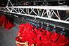 Раздвижная система для сцены, в актовый зал, школьный ОТ ПРОИЗВОДИТЕЛЯ