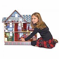 Домик для кукол викторианский Melissa&Doug MD2580, фото 1