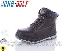 Подростковая обувь 2019 оптом. Подростковая зимняя обувь бренда Jong Golf для мальчиков (рр. с 36 по 41)