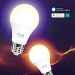 Умная Smart LED лампа NOUS P2 Bulb 9W E27 2700-6000K Wi-Fi, фото 3