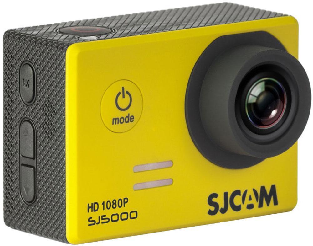 Екшн-камера SJCAM SJ5000X Elite 4K Yellow Оригінал