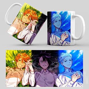 Чашка Аниме The Promised Neverland