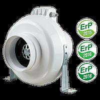 Вентилятор промисловий Вентс ВК 125 ЄС (бурий короб), фото 1