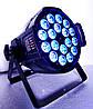 Светодиодный прожектор Led Par 18x18 RGBAW+UV DMX с ультрафиолетовым светом, фото 2