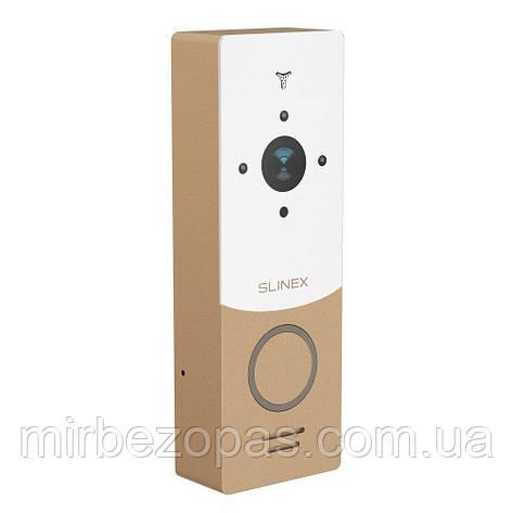 Видеопанель Slinex ML-20HR (gold+white), фото 2