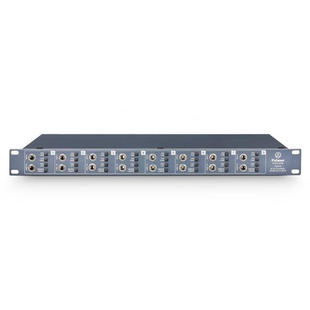 Пассивный DI-Box 8-каналов Palmer Pro PAN16