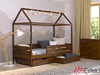 """Дитяче ліжко """"Аммі"""" (8 кольорів)"""