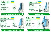 Окна металлопластиковые фирмы STEKO