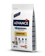 Корм для кошек ADVANCE (Эдванс) Cat Salmon Sensitive чувствительное пищеварение лосось, 3 кг