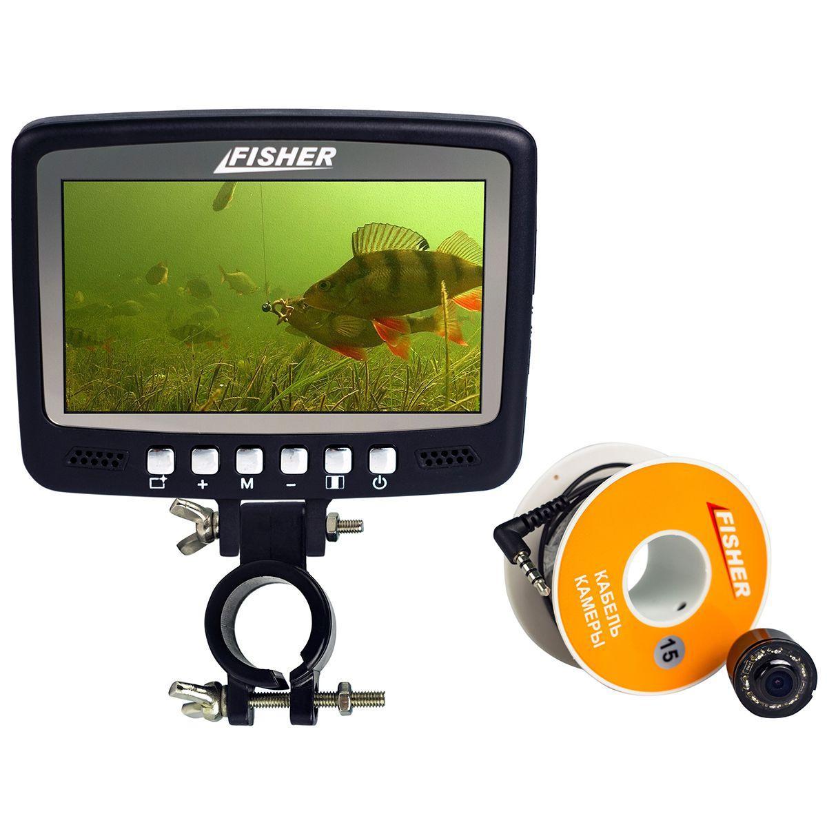 Подводная камера для рыбалки Fisher CR110-7HB
