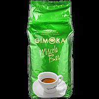 Кофе в зернах  Gimoka Miscela Bar Verde 3кг 60/40