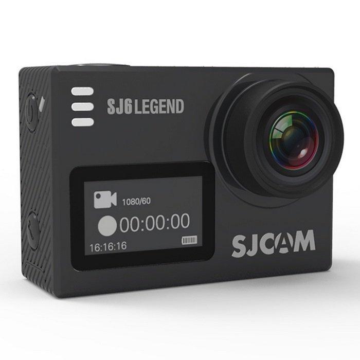 Экшн-камера SJCAM SJ6 Legend Black  .ОРИГИНАЛ