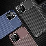"TPU чехол iPaky Kaisy Series для Apple iPhone 11 Pro Max (6.5""), фото 3"