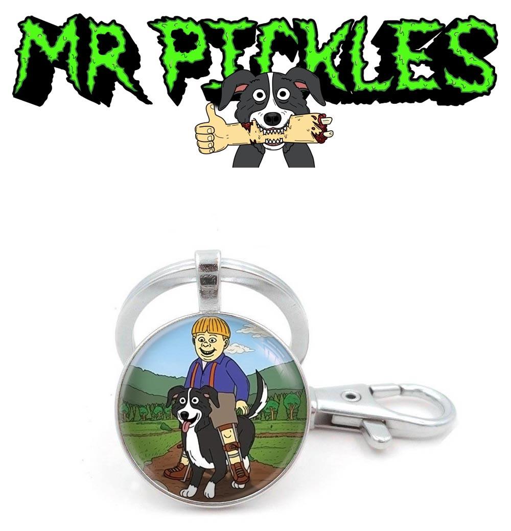 Брелок Мистер Пиклз и ТоммиМистер Пиклз / Mr. Pickles