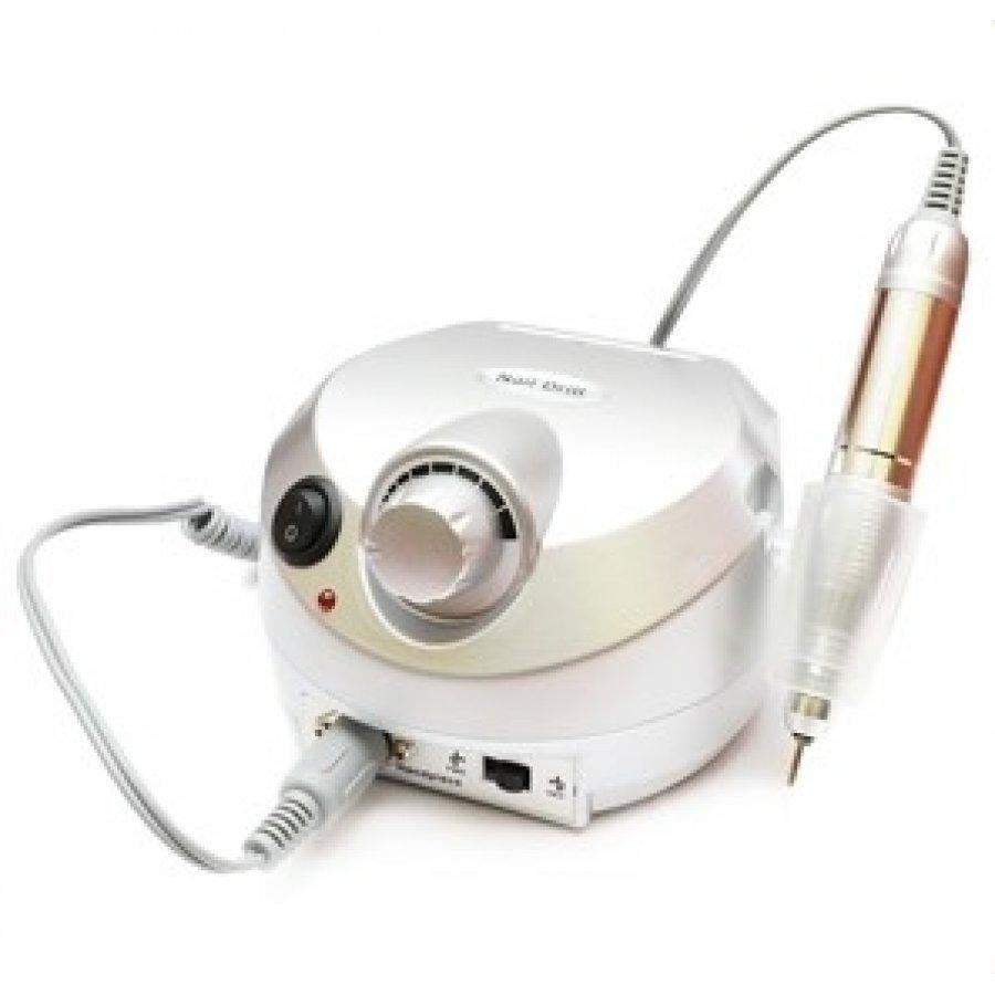 Фрезер для маникюра и педикюра Drill Pro 35000 об/мин.(серебро)