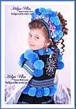 """Український стрій """"МарциПані"""" для дівчинки (+відео) 134, фото 6"""