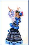 """Український стрій """"МарциПані"""" для дівчинки (+відео) 134, фото 7"""