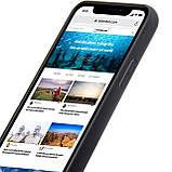 "Кожаная накладка Classic series для Apple iPhone 11 Pro (5.8""), фото 4"