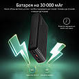 УМБ Promate Titan-30 30000 mAh Black, фото 3