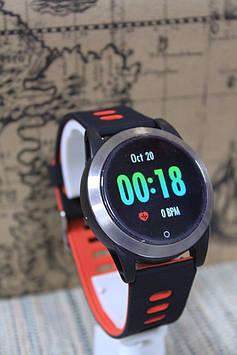 Ексклюзивні розумні годинник R 15 з кольоровим екраном водонепроникний червоний